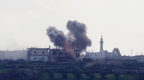 Israeli forces strike Syrian Army outpost in response to cross-border shelling