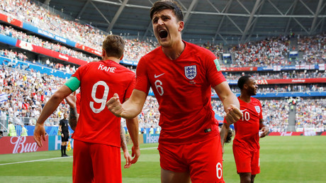 5b40d3a7fc7e932c048b45a4 England overpower limited Sweden to return to World Cup semis for first time since 1990