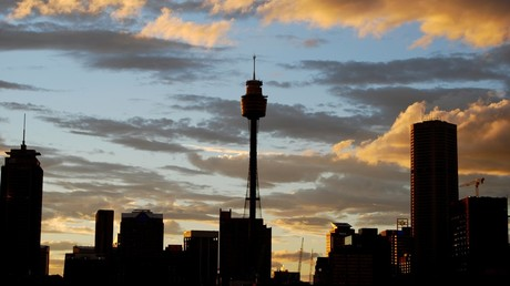 Sydney Tower. ©Lance Richardson