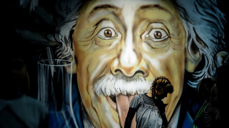 Think yourself smart: Seeing yourself as Einstein could alter your mind