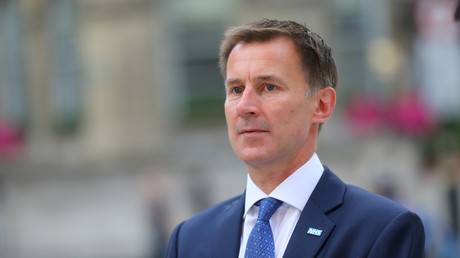 Jeremy Hunt appointed new Foreign Secretary after Boris Johnson quits