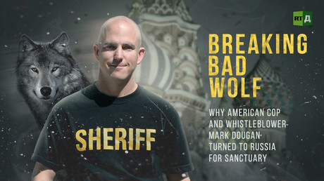 Breaking Bad Wolf