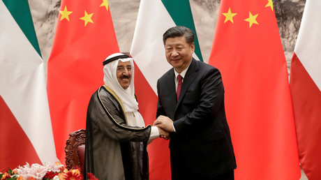 Contesting America? China pumps millions in restoration money into Middle East