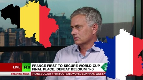 'Belgium kept hiding on the biggest stage, but Pogba was mature' – Jose Mourinho on France v Belgium
