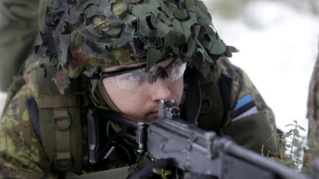 'Russians will die in Tallinn if they invade': Estonian commander launches bizarre rant