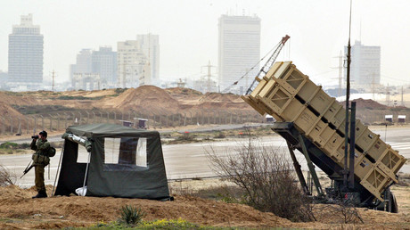 Israeli Patriot missile intercepts drone from Syria – IDF