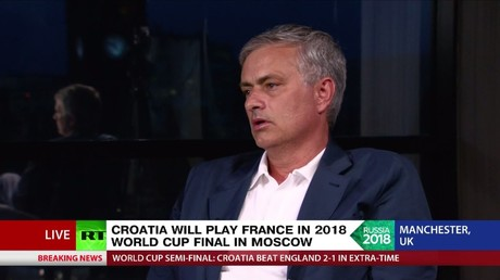 England didn't finish game off in first half, paid the price – Mourinho on loss to Croatia (VIDEO)