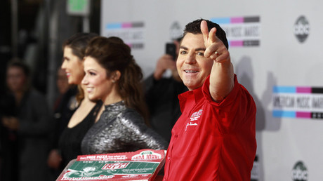 N-word snafu forces Papa John's founder to resign