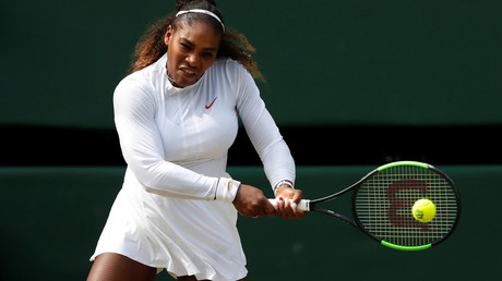 'They're stealing your DNA': Twitterati react to Serena Williams 'frequent tests' claim