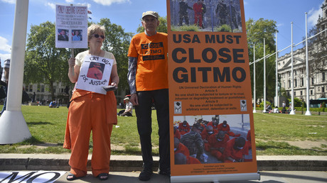 'When it comes to Gitmo, US legal system does not work': 11 inmates demand trial or release