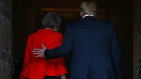 Trump says US-UK relationship 'highest level of special'