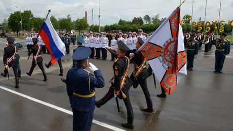 Russian military schools to offer free education to young Syrians