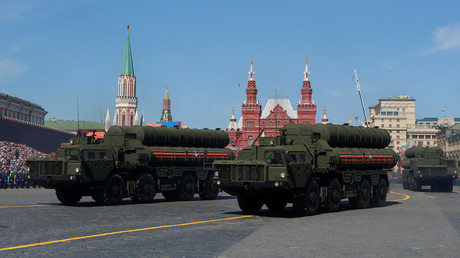 5b4963aedda4c80a138b4634 'US law doesn't apply here': India's defense chief resists pressure over S-400 deal with Russia