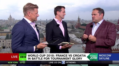 'Russia 2018 has set the bar very high and things surprised me,' 2026 World Cup organizer tells RT