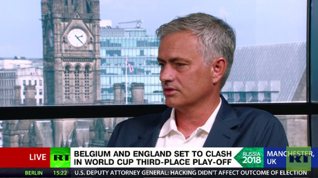 'Nobody likes to play in the final of the losers' - Jose Mourinho on bronze medal game (VIDEO)
