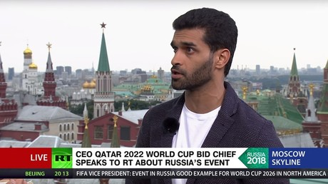 'Qatar will build on the success we've seen in Russia' – World Cup 2022 official to RT