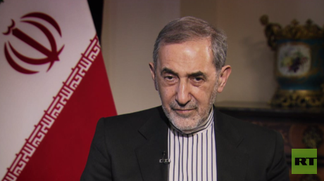 Grandstand bargaining? Ali Akbar Velayati, senior adviser to Iran's Supreme Leader