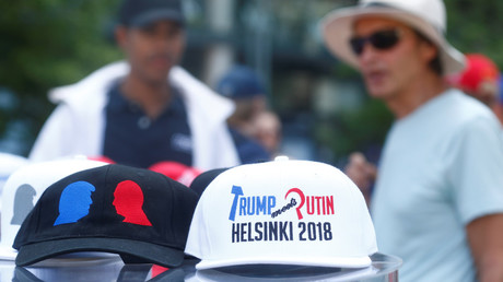 Aftermath of Helsinki summit: American 'democracy' in action