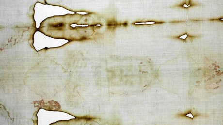 Shroud of Turin mystery deepens after dramatic 'bleeding simulation' experiment (VIDEO)