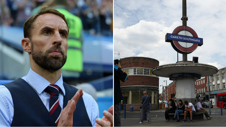 London Tube station renamed in honor of England manager Gareth Southgate