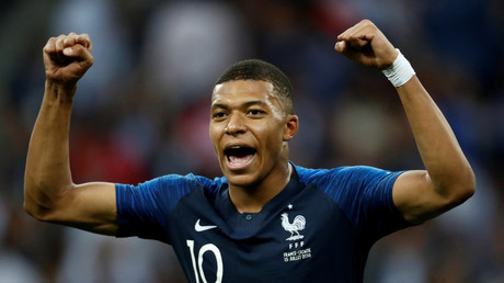 'The king will always remain king': Mbappe's tribute to fellow teen World Cup Final goalscorer Pele