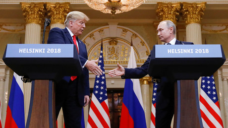 Israel's nukes, not Syria: Man kicked out from Trump-Putin summit says AP misquoted him