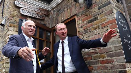 Christian gay sex row talk trumps key Brexit motion as Lib Dems' Tim Farron skips vote