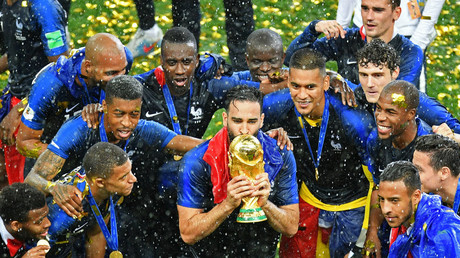 Chinese firm takes $4.3mn hit after France World Cup win