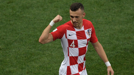 Croatia striker Nikola Kalinic refuses World Cup medal