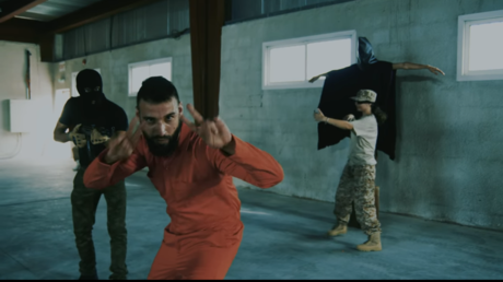 'This is Iraq': Rapper decries US legacy in Iraq in bitter parody of Childish Gambino (VIDEO)
