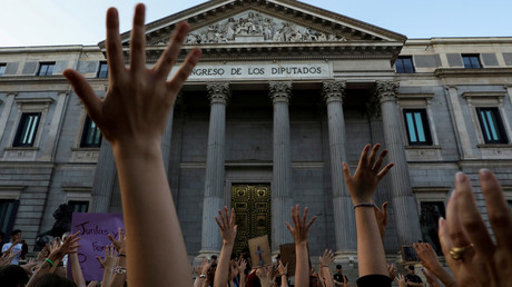 Only yes means yes: Spain promises new sexual consent law