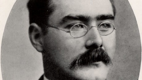 Poem by 'racist' Rudyard Kipling scrubbed off university wall by students