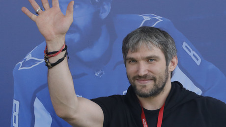Ice-hockey star Ovechkin to become warship commander in online game