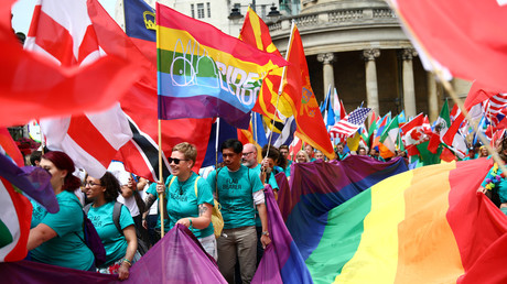 Trans rights and feminist groups in row over changes to UK's Gender Recognition Act
