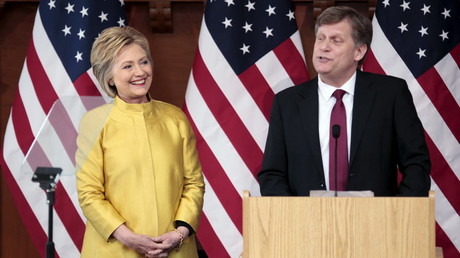 US establishment rallies around martyr figure of ex-ambassador McFaul
