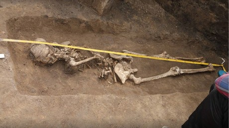 'She was different': Body of a 'witch' found at ancient burial site (PHOTOS)