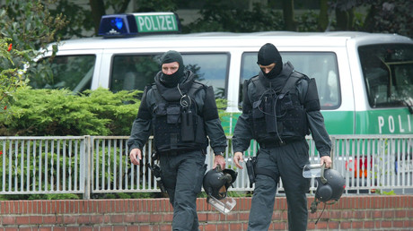 Police launched 'big' op in German city of Luebeck, reports of 14 injured