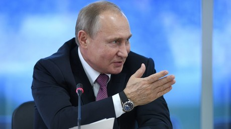 Bitter pill: Putin says all pension reform options look unappealing to him
