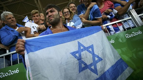 Israel calls on IOC to ban Palestinian official for 'inciting violence' over Messi protest