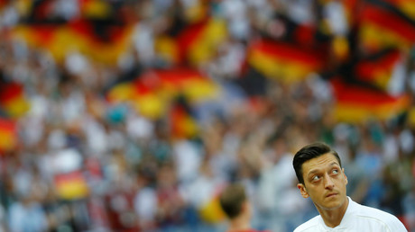 'Racism & disrespect': Germany's Mesut Ozil announces shock international retirement