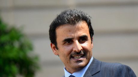 Casting agency offers actors £20 to protest against Qatari leader outside Downing Street