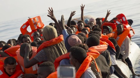 Italy's Salvini slams EU 'charity' offer to pay €6,000 per rescued migrant