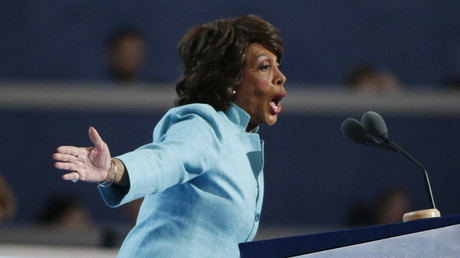 'Sent by God': Maxine Waters fires up church with anti-Trump rhetoric
