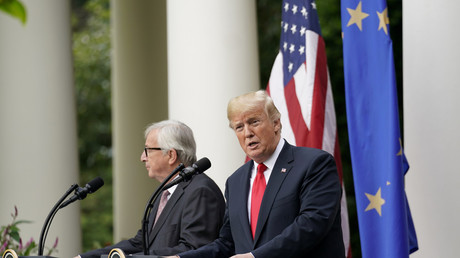 EU agrees to  buy more US soy, import more liquified gas  - Trump