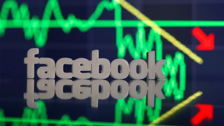 Facebook loses $150bn in 2hrs after warning of company's growth slowdown