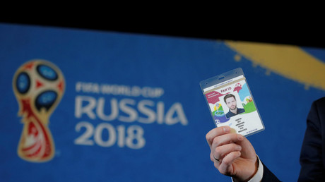 Putin 'spy-ball' gift to Trump found to contain transmitting device - fitted to all World Cup balls