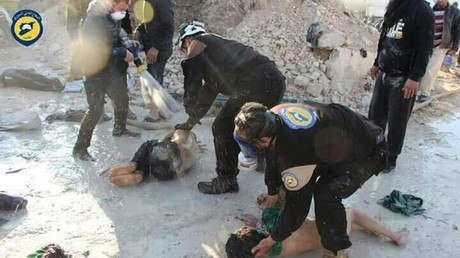 White Helmets coming 'home': West & Israel provide 'exceptional' rescue strategy for NATO's ghosts