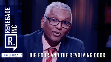 Big Four and the revolving door