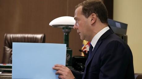 PM Medvedev announces Crimea's full integration into Russian Federation