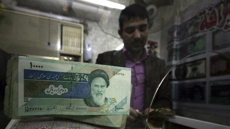 Iranians changing money for gold ahead of US sanctions